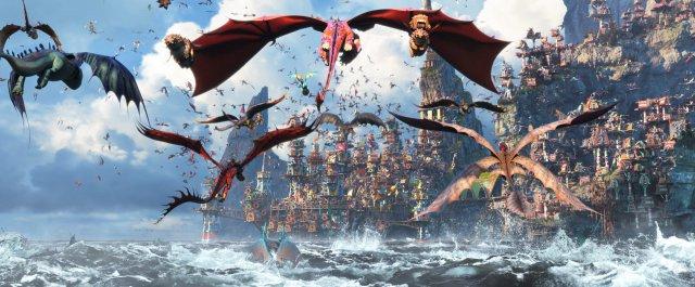Dragon Trainer: Il Mondo Nascosto - Immagine 1