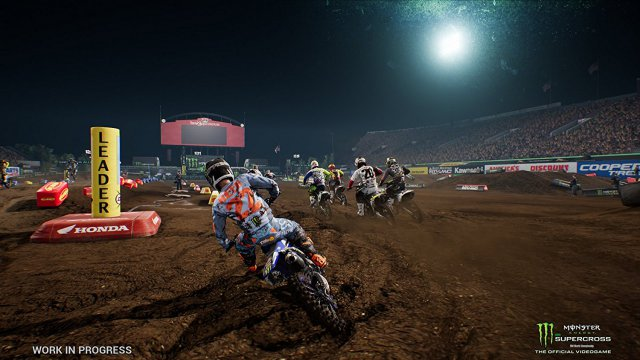 Monster Energy Supercross 2 - Immagine 1