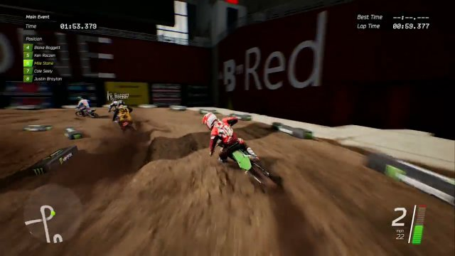 Monster Energy Supercross 2 - Immagine 2