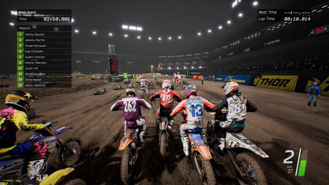 Monster Energy Supercross 2 - Immagine 3