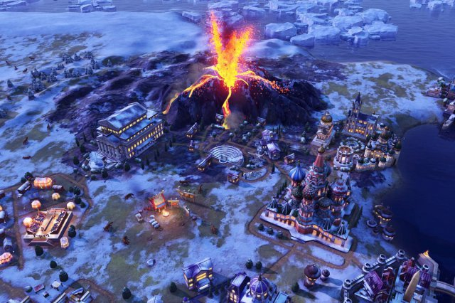 Sid Meier's Civilization VI: Gathering Storm - Immagine 1