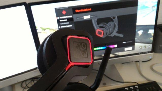 OMEN by HP Mindframe Headset Cuffia Gaming - Immagine 3