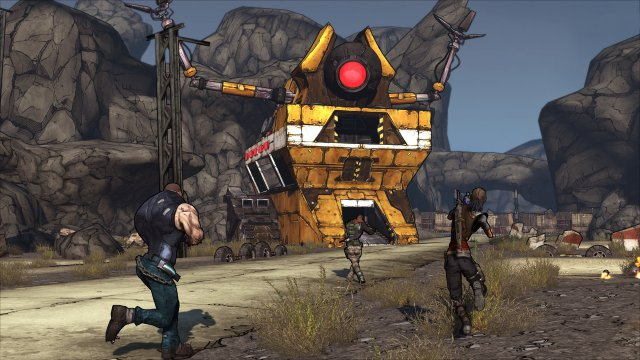 Borderlands Game of the Year Enhanced - Immagine 3