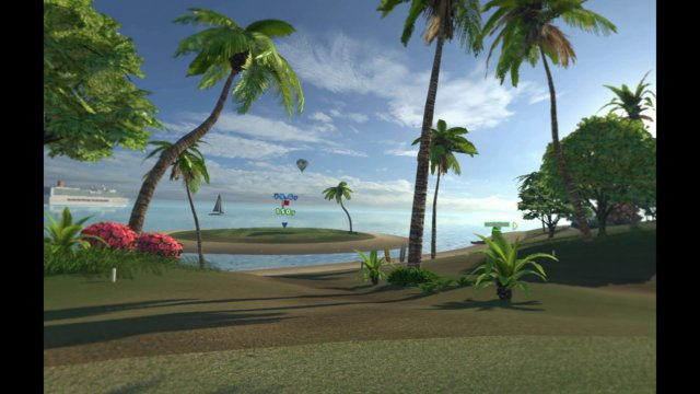Everybody's Golf VR - Immagine 1