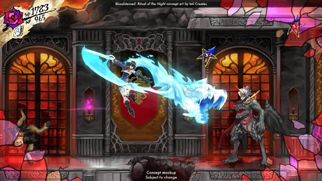 Bloodstained: Ritual of the Night - Immagine 1