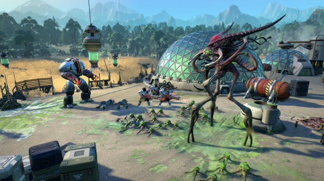 Age of Wonders: Planetfall - Immagine 1