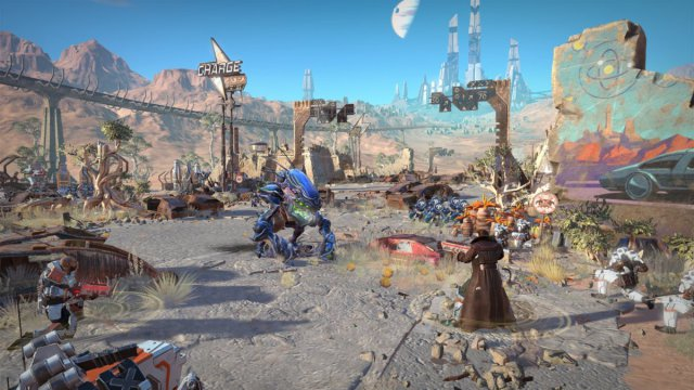 Age of Wonders: Planetfall - Immagine 2