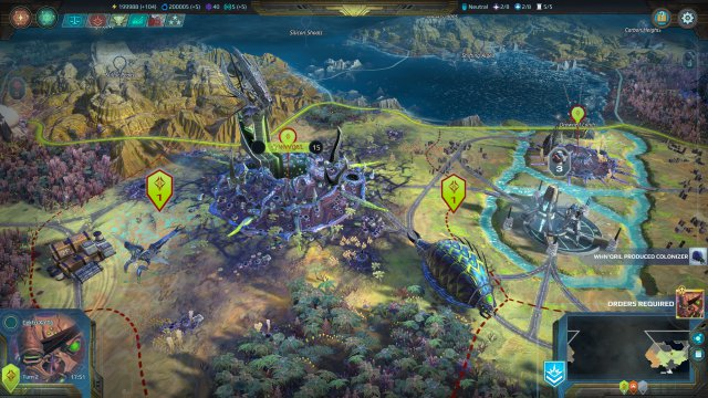 Age of Wonders: Planetfall - Immagine 3