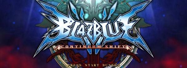 BlazBlue Continuum Shift