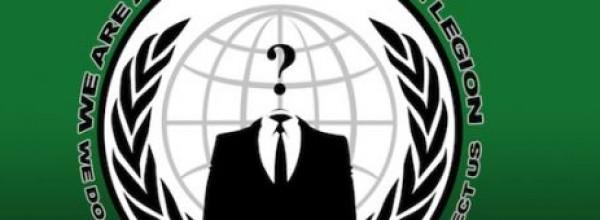 Anonymous dichiara guerra a Sony... di nuovo
