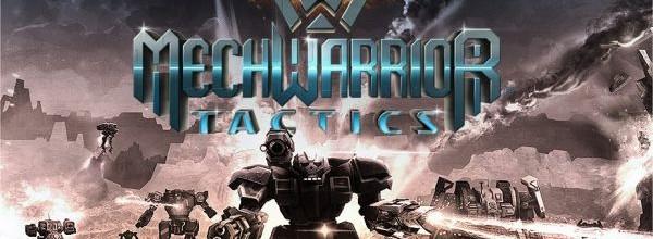 MechWarrior Tactics si presenta
