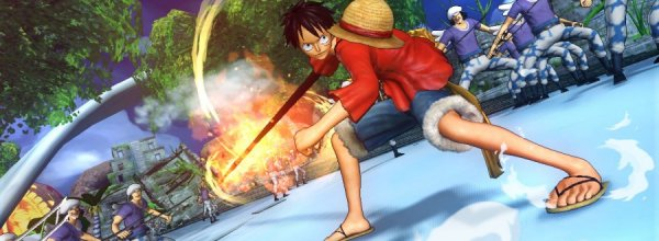 One Piece  Pirate Warriors 2 annunciato in Europa per PS3 - Gamesurf.it 6f5f8eeee27c