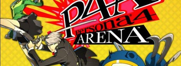 Si avvicina la data di Persona 4 Arena