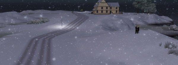 The Sims 3 Aurora Skies