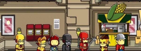 Scribblenauts Unmaksed: A DC Comics Adventure