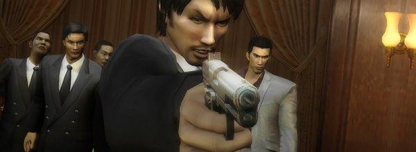Yakuza 1 & 2 HD Collection
