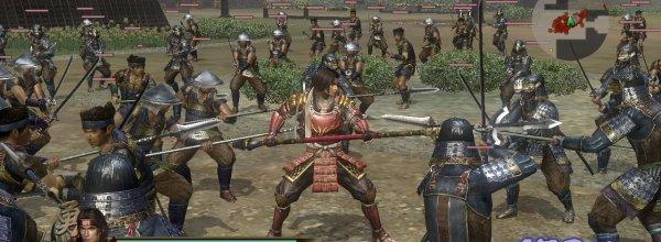 Samurai Warriors 2 with Xtreme Legends & Empires HD Version