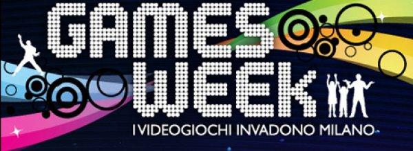 E' iniziata la GamesWeek 2013