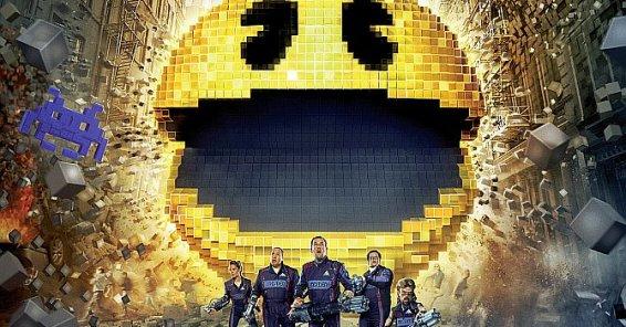 Pixels - Recensione Cinema