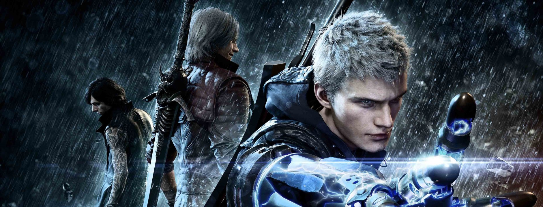 Anteprima Devil May Cry 5
