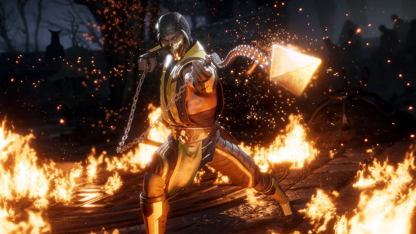 Recensione Mortal Kombat 11