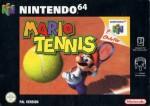 Copertina Mario Tennis - N64