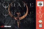 Copertina Quake - N64