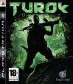 Copertina Turok - PS3