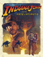 Copertina Indiana Jones and The Fate of Atlantis - PC