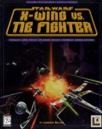 Copertina Star Wars: X-Wing Vs. TIE Fighter - PC