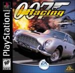 Copertina 007: Racing - PSOne