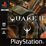 Copertina Quake II - PSOne