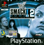Copertina WWF SmackDown! 2: Know Your Role - PSOne