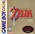 Copertina The Legend of Zelda: Link's Awakening DX - Game Boy