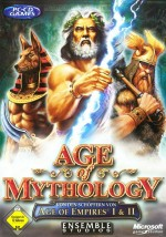 Copertina Age of Mythology - PC