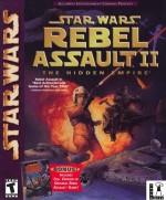 Copertina Star Wars: Rebel Assault II - The Hidden Empire - PC
