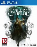 Copertina Call of Cthulhu - PS4