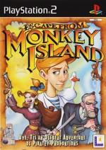 Copertina Fuga da Monkey Island - PS2