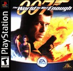 Copertina 007: The World is not Enough - PSOne