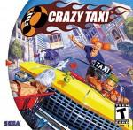 Copertina Crazy Taxi - Dreamcast