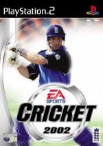 Copertina Cricket 2002 - PS2