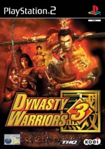 Copertina Dynasty Warriors 3 - PS2