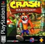 Copertina Crash Bandicoot - PSOne