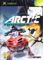 Copertina Arctic Thunder - Xbox