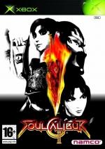 Copertina Soul Calibur II - Xbox