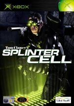 Copertina Splinter Cell - Xbox