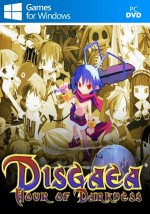 Copertina Disgaea: Hour of Darkness - PC