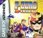Copertina F-Zero: GP Legend - Game Boy