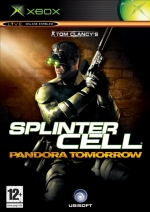 Copertina Splinter Cell: Pandora Tomorrow - Xbox