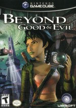Copertina Beyond Good & Evil - GameCube